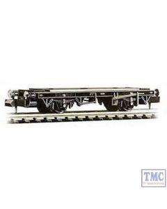 NR-122B Peco N Gauge Brake Van Chassis Kit 15ft Wheelbase steel type solebars