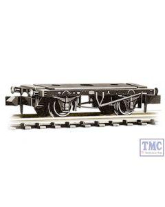 NR-123 Peco N Gauge 10ft Wheelbase wooden type solebars Chassis Kit