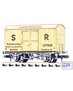 NR-42S Peco N Gauge Box Van, Banana, SR, cream
