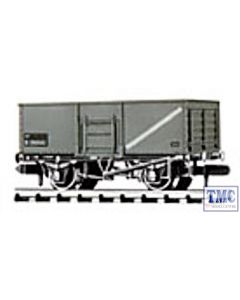 NR-44B Peco N Gauge Coal, Butterley Steel type, BR, mid grey