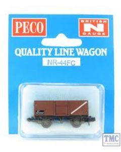 NR-44FC Peco N Gauge Coal Butterley Steel type, Bauxite, No,B174727