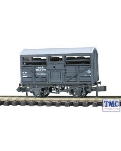 NR-46A Peco N Gauge Ale Wagon, GW, grey, No.38622