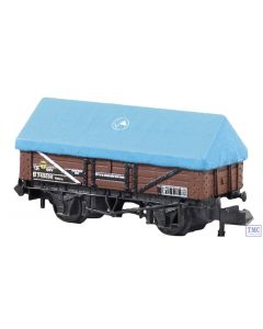 NR-51 Peco N Gauge China Clay Hood Wagon