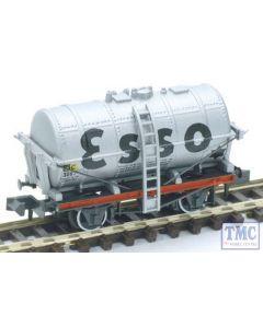 NR-P161 Peco N Gauge Petrol Tank Wagon ESSO