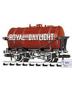 NR-P163 Peco N Gauge Petrol Tank Wagon, Royal Daylight