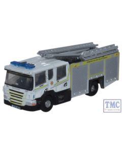NSFE003 Oxford Diecast 1:148 Scale Scania Pump Ladder Grampian F & R Scania Fire Pump