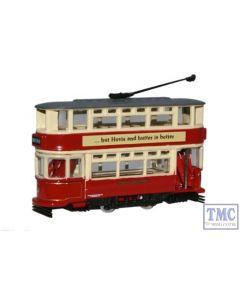 NTR001 Oxford Diecast London Transport Tram 1/148 Scale N Gauge