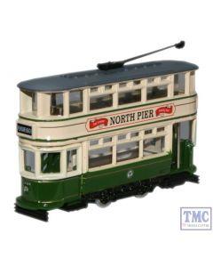 NTR003 Oxford Diecast Blackpool Tram 1/148 Scale N Gauge