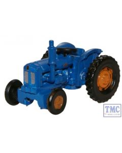 NTRAC001 Oxford Diecast Blue Fordson Tractor 1/148 Scale N Gauge
