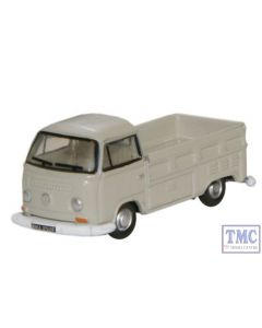 NVW002 Oxford Diecast Light Grey VW Pick Up 1/148 Scale N Gauge