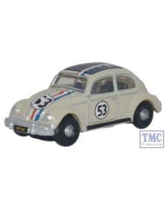 NVWB001 Oxford Diecast VW Beetle 1/148 Scale N Gauge