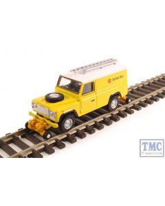 OR76ROR003 Oxford Rail OO Gauge Rail/Road Defender British Rail
