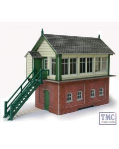 PN133 Metcalfe N Gauge Signal Box Card Kit