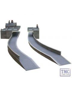 PN135 Metcalfe N Gauge Stone Platform Card Kit