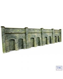PN144 Metcalfe N Gauge Retaining Wall in Stone Card Kit