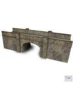 PN147 Metcalfe N Gauge Stone Railway Bridge Card Kit