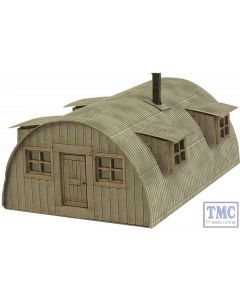 PN815 Metcalfe N Gauge Nissen Hut