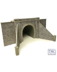 PO243 Metcalfe OO/HO Single Track Tunnel Entrances Card Kit
