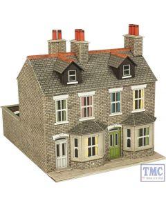 PO262 Metcalfe OO/HO Stone Terraced Houses Card Kit