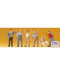 PR75009 Preiser TT Scale Workmen