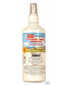 PSG-13 Peco Pecoscene - Static Grass Layering Spray Adhesive