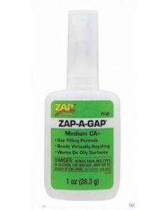 PT02 ZAP A GAP 1oz Bottle Superglue
