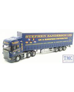 SCA06CS Oxford Diecast 1:76 Scale Stephen Sanderson Scania