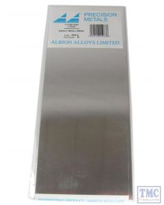 SM4M Albion Alloys Tin Plate Sheet 0.5 mm 2 Pack
