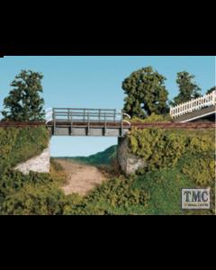 SS32 OO Gauge Occupational Bridge & Stone Abutments Double Track