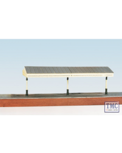 SS54 OO Gauge Station Canopy Length 180mm