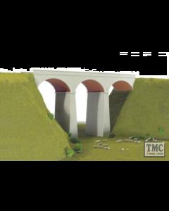 SS80 OO Gauge Three Arch Viaduct