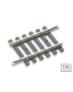 ST-203 OO/HO Scale Special Short Straight (for use with curved turnouts when forming crossings) Peco