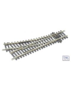 ST-240 OO/HO Scale No.2 Radius R/H Turnout Insulfrog Peco