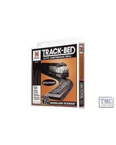 ST1475 Woodland Scenics N Track-Bed Roll 24'