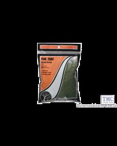 T45 Woodland Scenics Green Grass Fine Turf (Bag)
