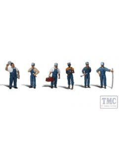 A2721 Woodland Scenics Painted Figures O Train Mechanics