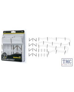 A3000 Woodland Scenics O Scale Barbed Wire Fence