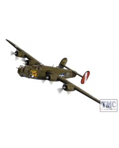 AA34019 Corgi 1:72 Scale Consolidated B-24H Liberator 'Witchcraft' 130 missions
