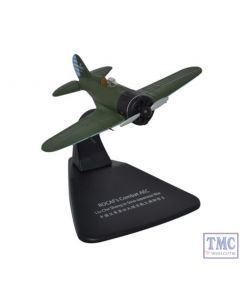 AC065-2105 Oxford Diecast 1:72 Scale Polikarpov Chinese Air Force