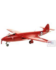 AV7223007 Aviation 72 1/72 HAWKER SEA HAWK RED DEVILS DISPLAY TEAM 1957 WM934