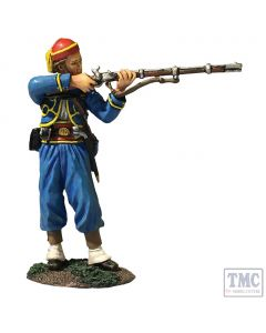 B31282 W.Britain Union Infantry NY Zouave Standing Firing No 1 American Civil War Collection