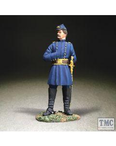 B31299 W.Britain Federal General George McClelland American Civil War 1861-65