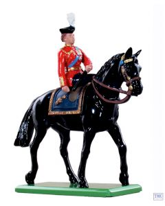 B41075 W.Britain HM The Queen Mounted Ceremonial Collection