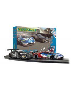 C1403M Scalextric ARC AIR World GT Race Set