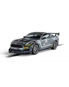 C4221 Scalextric Ford Mustang GT4 - Academy Motorsport 2020