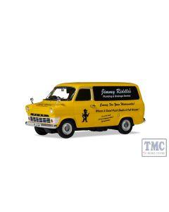 CC02727 Corgi 1:43 Scale Ford Transit Jimmy Riddles Plumber