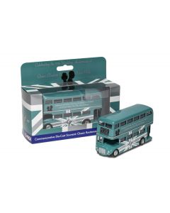 CC82327 Corgi 1:64 Scale 70th Anniversary of HM Queen Elizabeth II - Routemaster