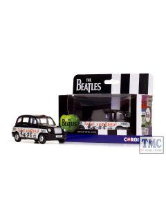 CC85927 Corgi 1:36 Scale The Beatles - London Taxi - 'Twist and Shout'