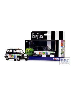 CC85931 Corgi 1:36 Scale The Beatles - London Taxi - 'Ob-La-Di, Ob-La-Da'