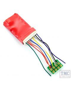 DCC94 Gaugemaster Ruby Series 6fn Pro DCC Decoder 8 Pin